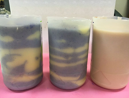 マルセイユ石鹸とインフューズドオイル