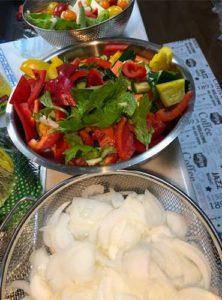 季節の手作り料理
